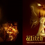 Witch Hunter CD booklet